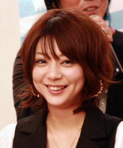 ふんわりショートカットの芳賀優里亜